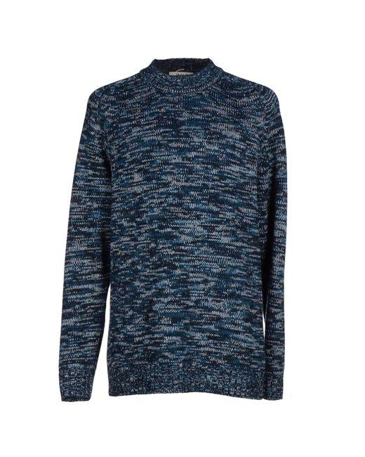 YMC - Green Sweater for Men - Lyst
