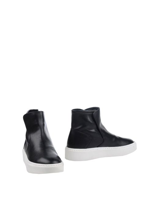 Janet & Janet | Black Ankle Boots | Lyst