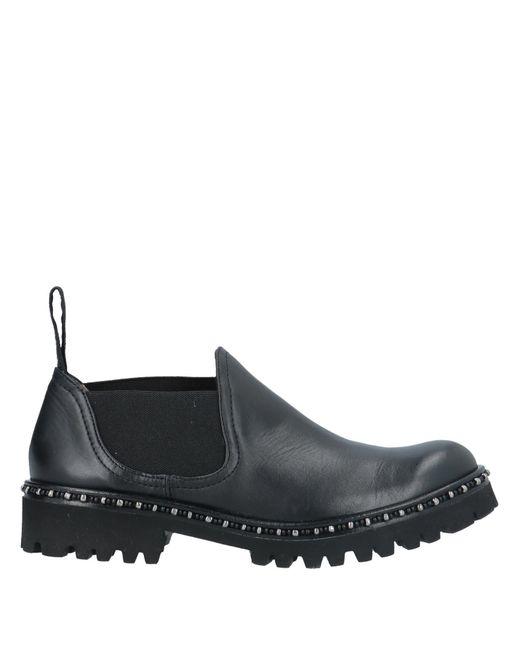 Maliparmi Black Loafer
