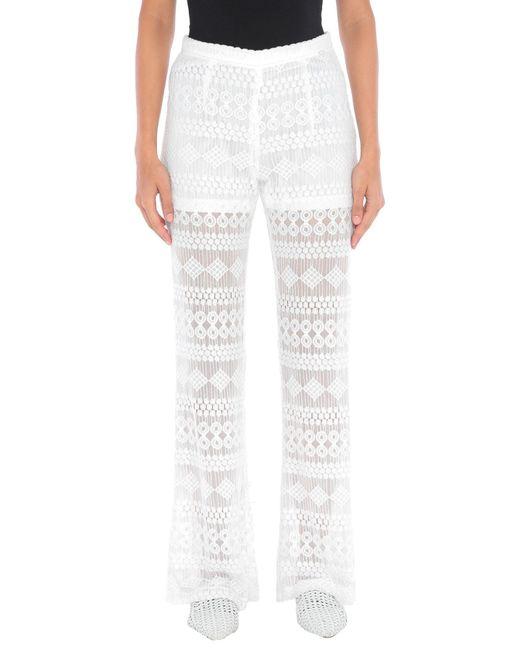 Pantalon Liu Jo en coloris White