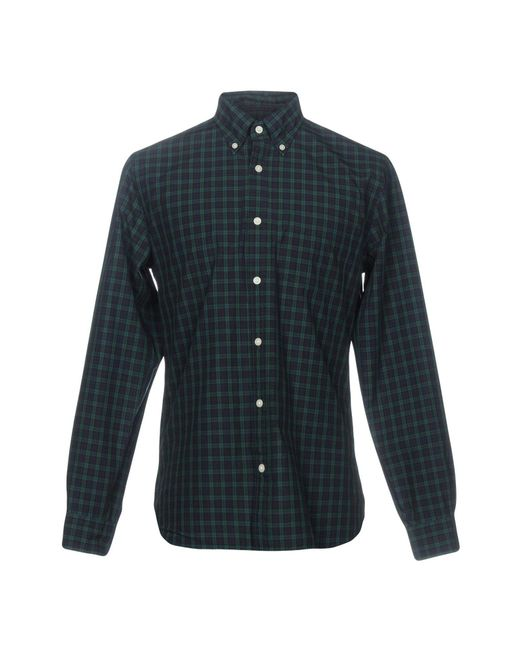 Brooks Brothers Green Shirt for men
