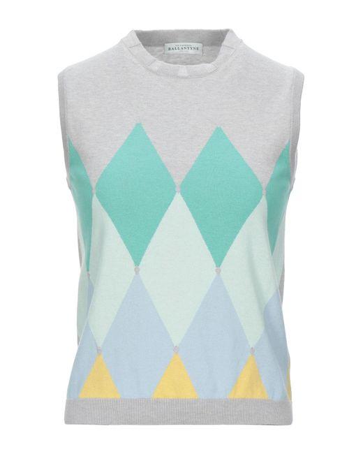 Pullover Ballantyne de color Gray