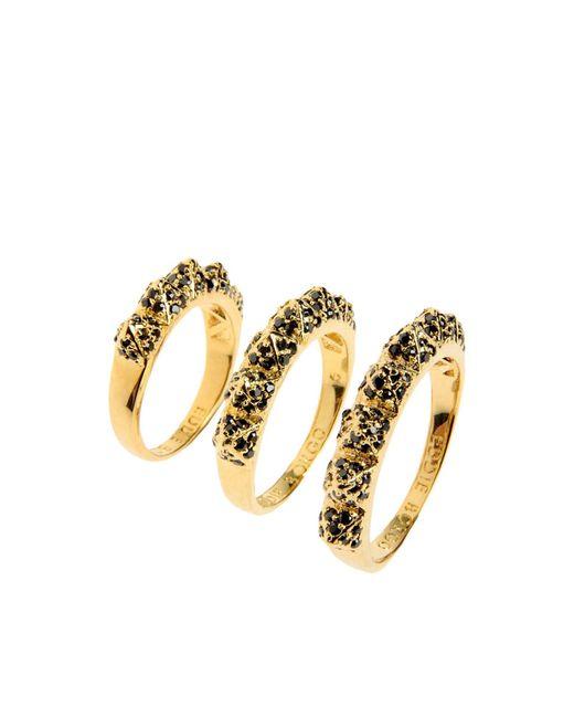 Eddie Borgo - Metallic Ring - Lyst