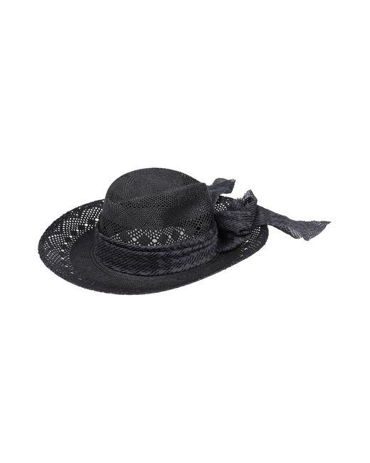 Chapeau Maison Michel en coloris Black