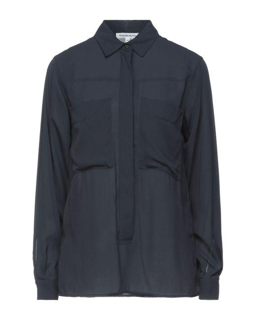 Camisa Silvian Heach de color Blue