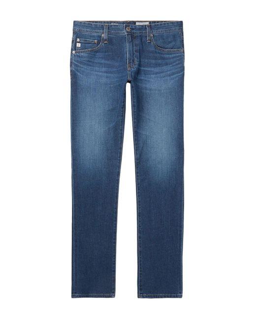 AG Jeans Blue Denim Trousers for men