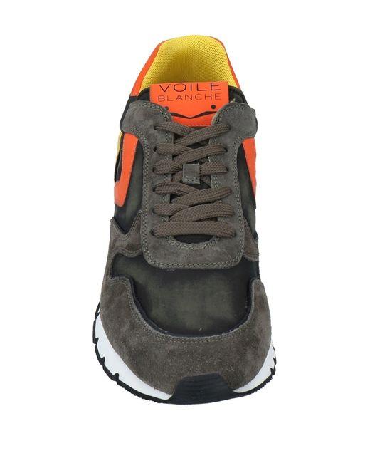 Sneakers & Tennis basses Voile Blanche pour homme en coloris Multicolor