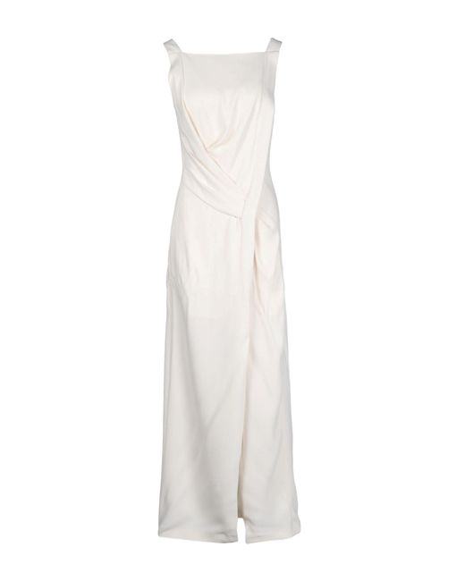 Maiyet - White Long Dress - Lyst