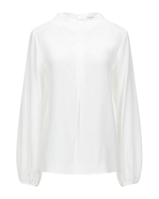 Patrizia Pepe White Bluse