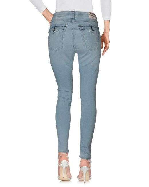 Pantaloni jeans di True Religion in Blue