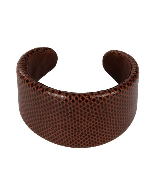 First People First Brown Bracelet