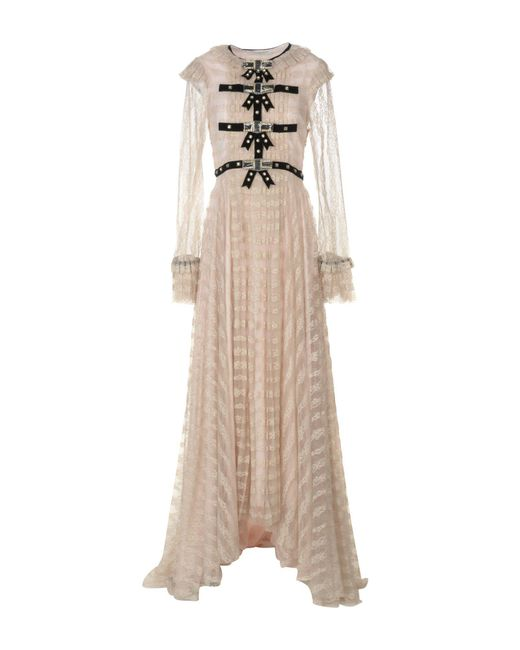 Philosophy Di Lorenzo Serafini - Natural Long Dresses - Lyst