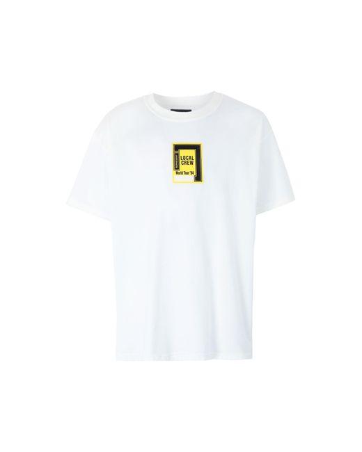 Represent T-shirts in White für Herren
