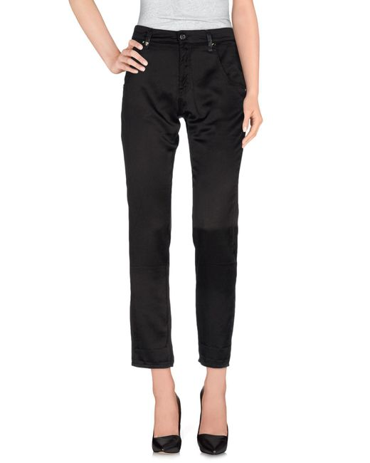 Ra-re | Black Casual Trouser | Lyst