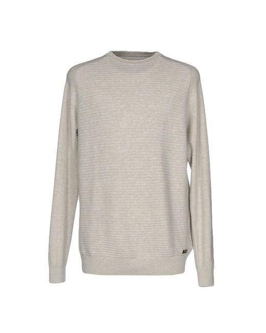 Threadbare - Gray Sweater for Men - Lyst