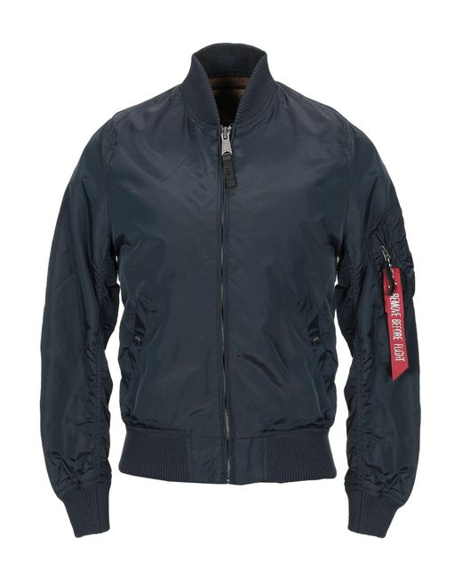 Alpha Industries Jacke in Blue für Herren