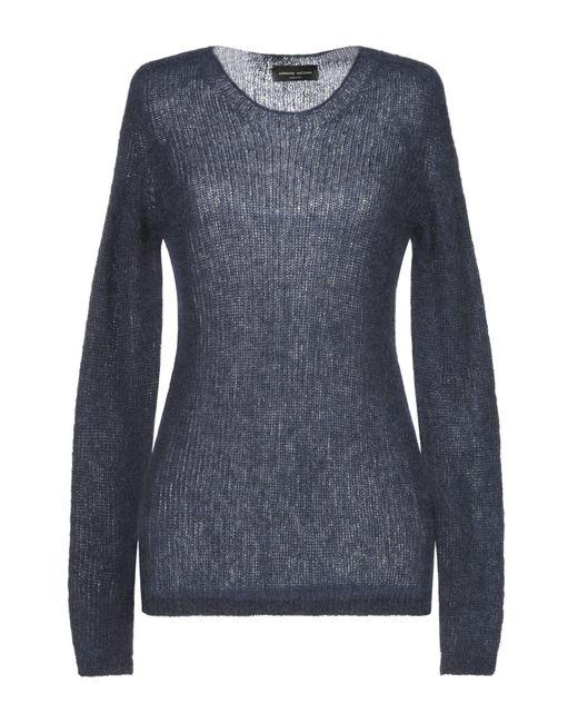 Roberto Collina Blue Sweater