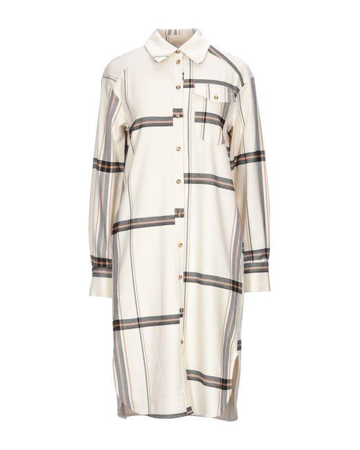 Vestido por la rodilla Baum und Pferdgarten de color White