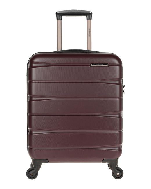 Roberto Cavalli Multicolor Wheeled Luggage