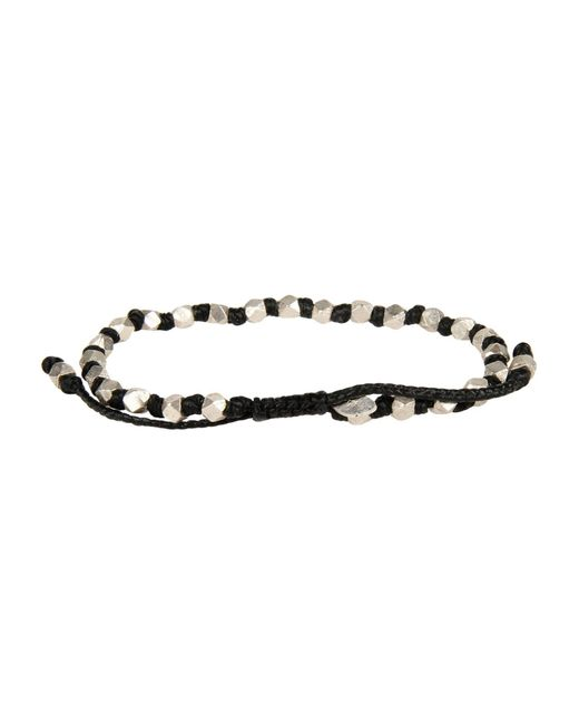 M. Cohen - Black Bracelet - Lyst