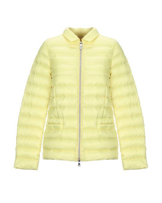 Peuterey Yellow Down Jacket