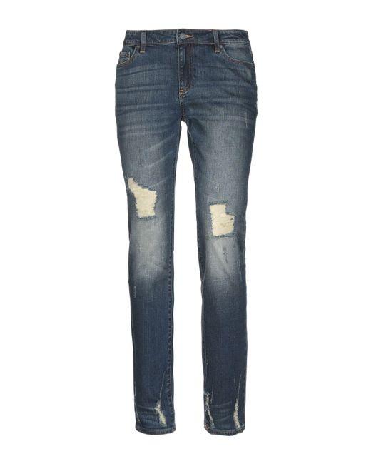 Pantalones vaqueros Armani Exchange de color Blue