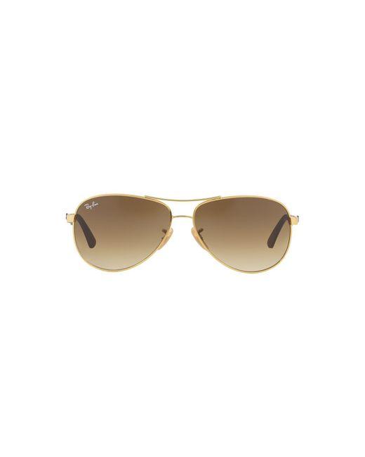 Ray-Ban Metallic Sunglasses for men