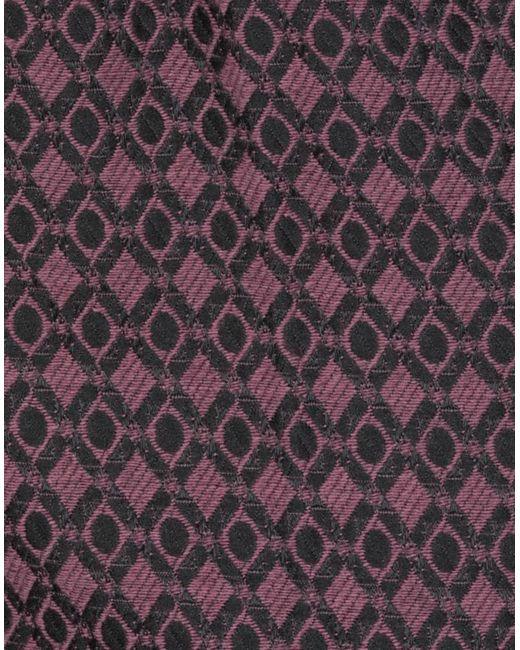 Manila Grace Pantalon femme de coloris violet