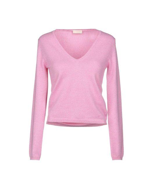 Cruciani Pink Sweater