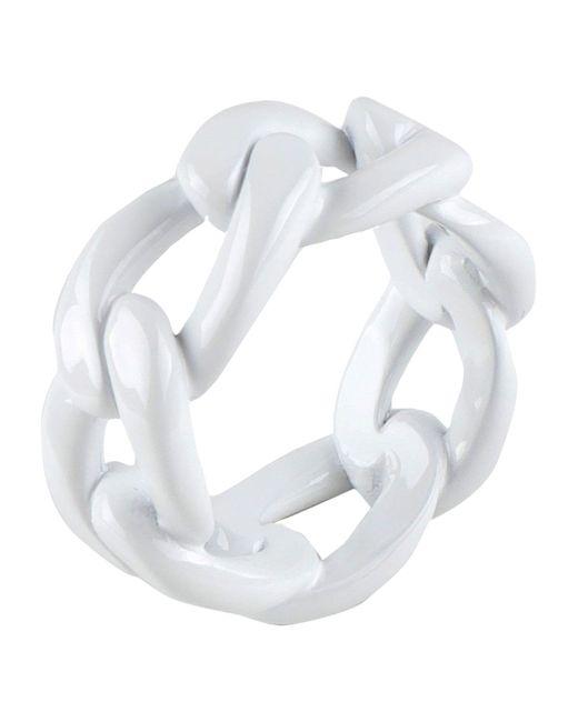 Maison Margiela - White Ring for Men - Lyst