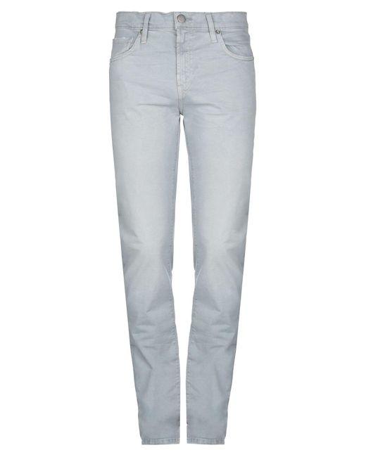 J Brand Gray Casual Pants for men