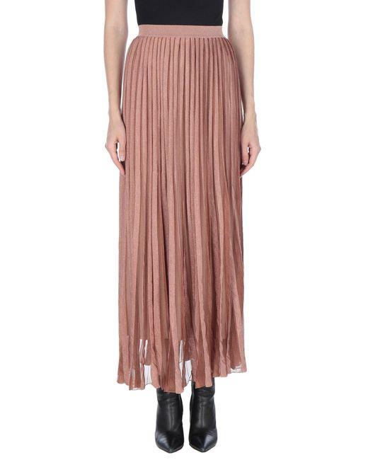 hot sale online 44297 d002d Women's Pink Long Skirt