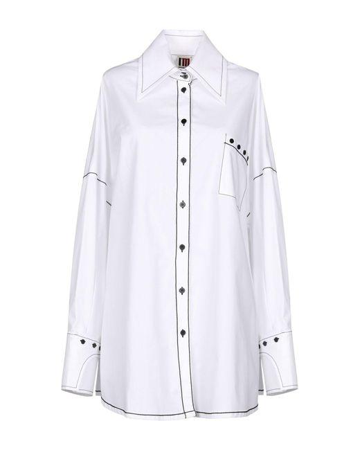 I'm Isola Marras - White Shirt - Lyst