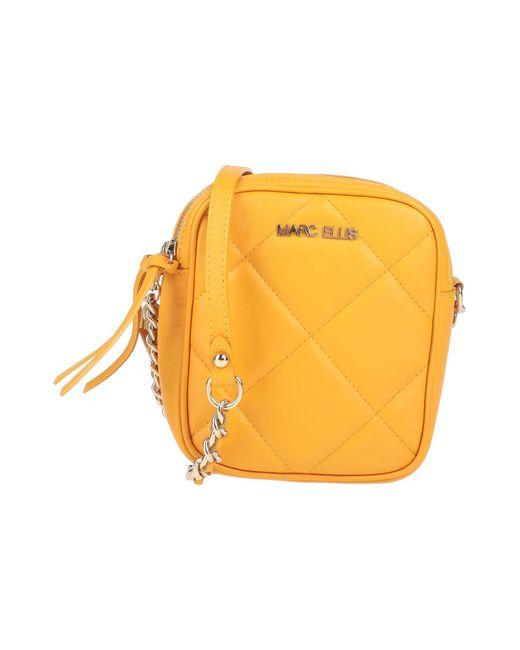 Marc Ellis Multicolor Cross-body Bag