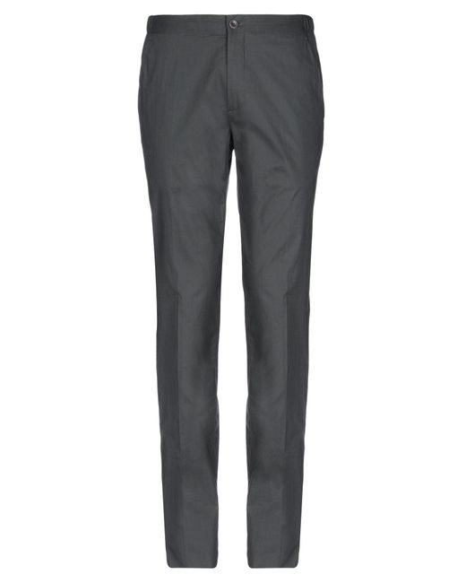 Incotex Gray Casual Trouser for men