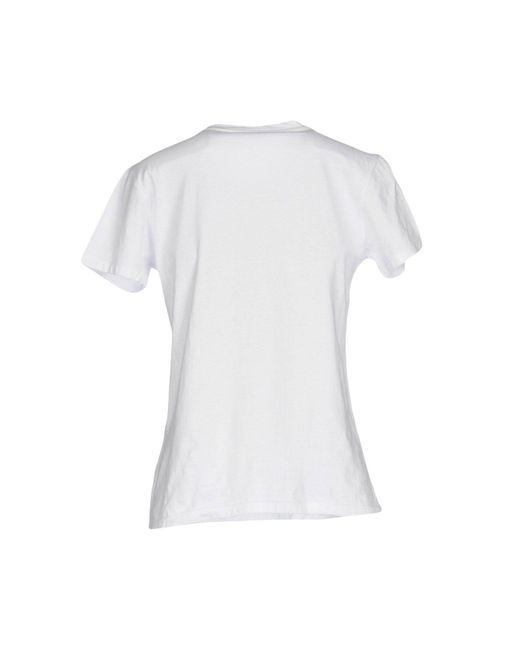 P.A.R.O.S.H. White T-shirt
