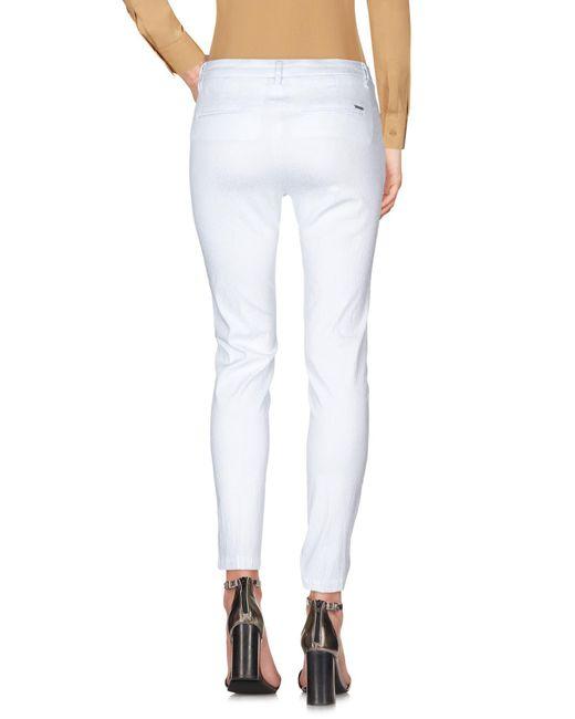 Pantalone di Michael Coal in White