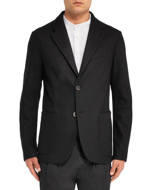 Barena Black Suit Jacket for men