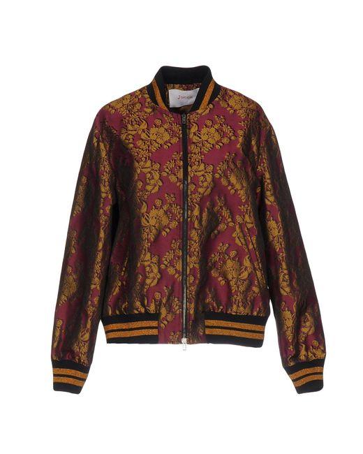 Jucca Brown Jacket