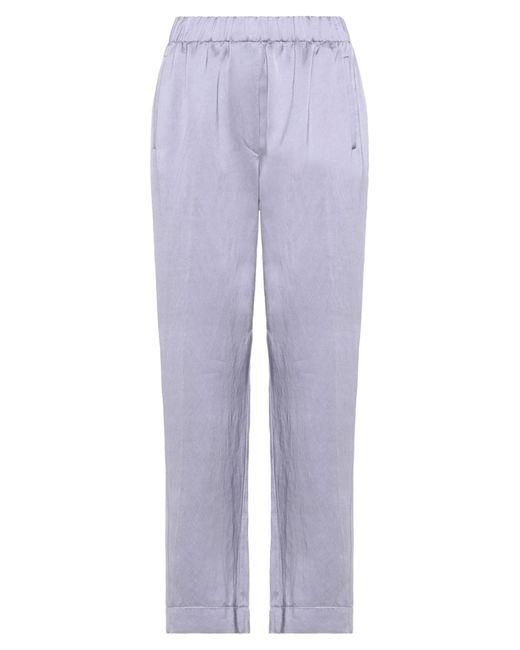 Pantalones Forte Forte de color Purple