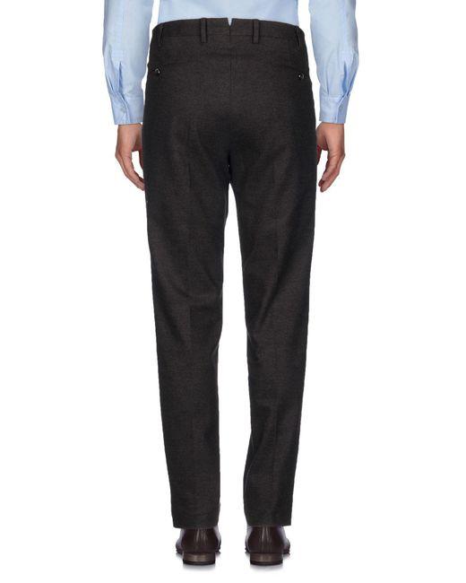 PT01 Pantalon homme de coloris noir