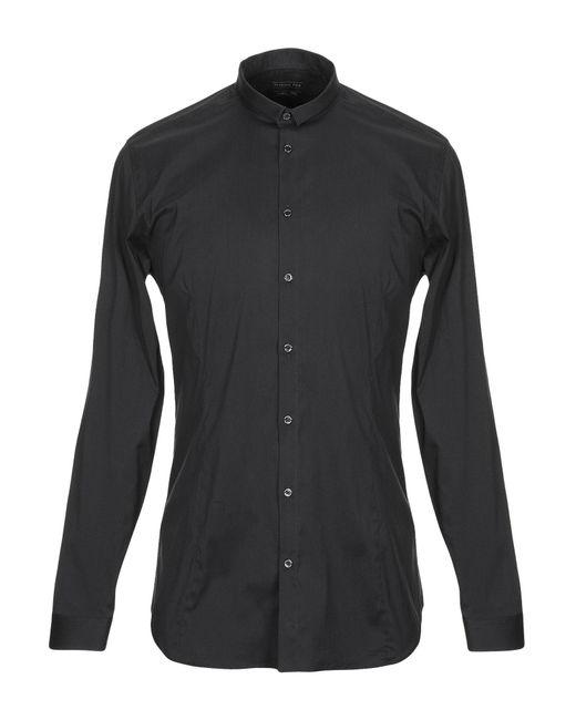 Patrizia Pepe Hemd in Black für Herren