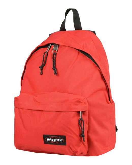 Eastpak Red Backpacks & Fanny Packs for men