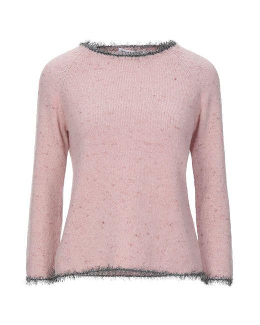 Pullover di Amina Rubinacci in Pink