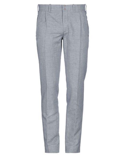 Pantalones Incotex de hombre de color Multicolor