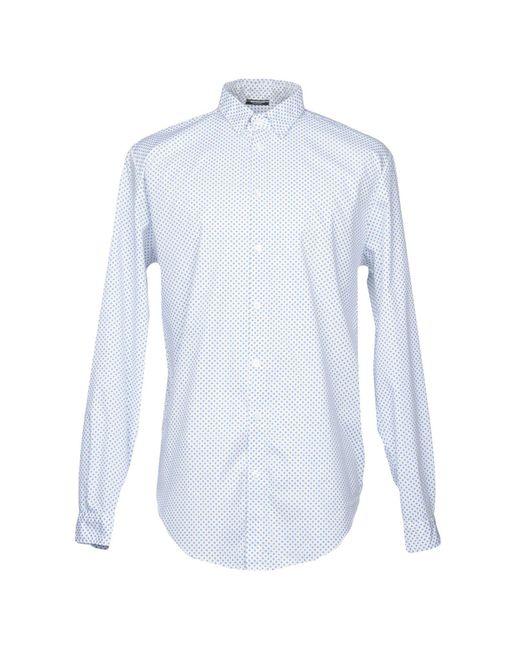 Imperial - Blue Shirt for Men - Lyst