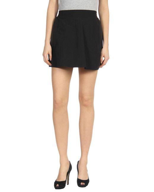 RED Valentino - Natural Mini Skirts - Lyst