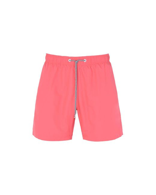 Boardies Badeboxer in Pink für Herren