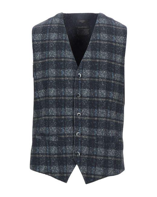 Circolo 1901 Blue Waistcoat for men