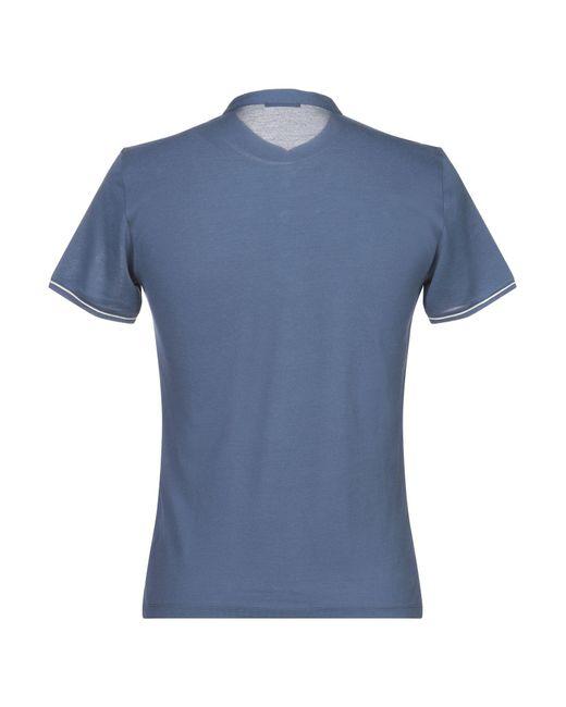 T-shirt di Patrizia Pepe in Blue da Uomo
